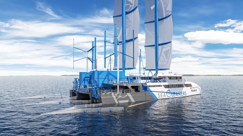Manta - Catamaran